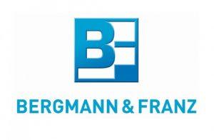 Bergmann und Franz Logo